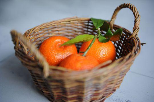 Un peu de vitamines pour combattre le mistral hivernal de ce mois de janvier 2012!